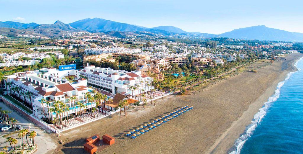 Playa, sol, gastronomía y servicio 4*