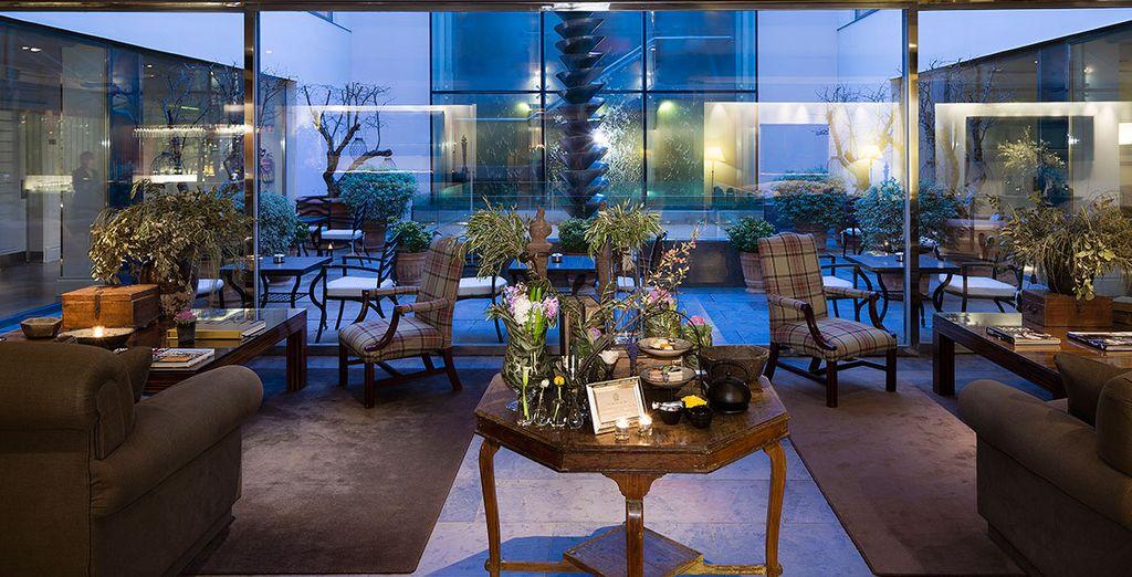 Opiniones - Gran Hotel La Florida 5* GL - Voyage Privé