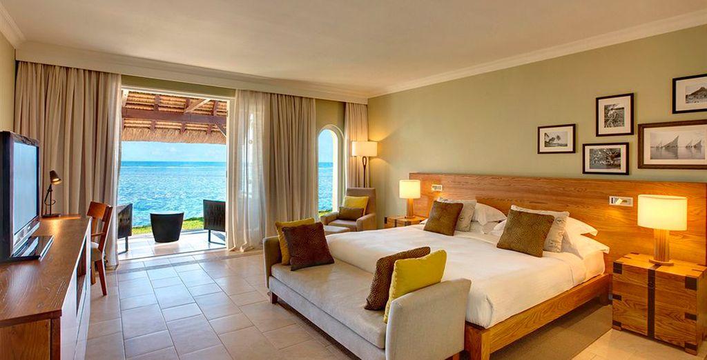 O en una espléndida habitación Frente a la Playa