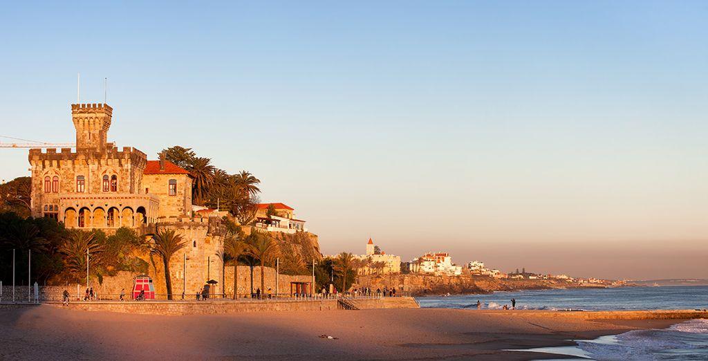 Pasea por sus tranquilas playas