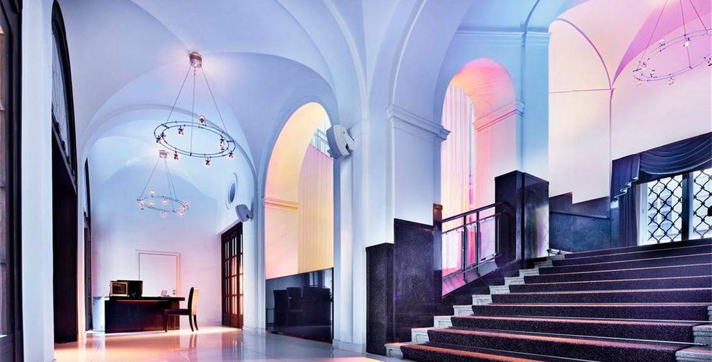 Un hotel 5* sofisticado y elegante
