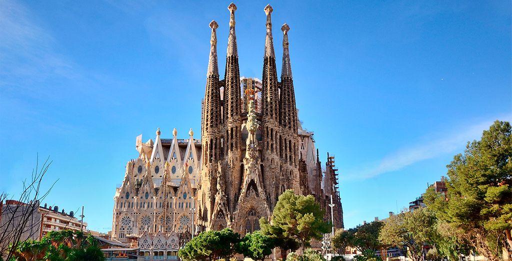 La Sagrada Familia, una visita imprescindible