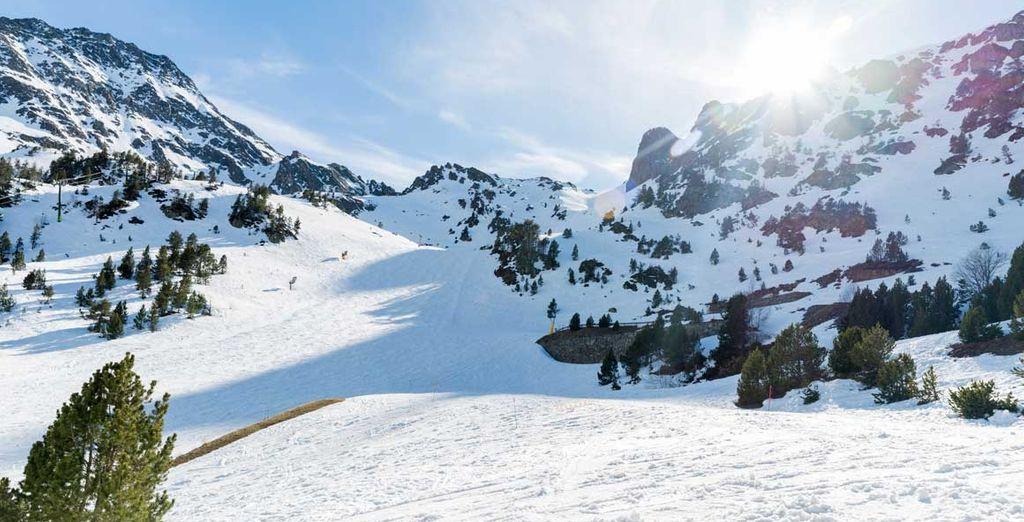 ¡Disfruta de tus vacaciones de invierno en Andorra!