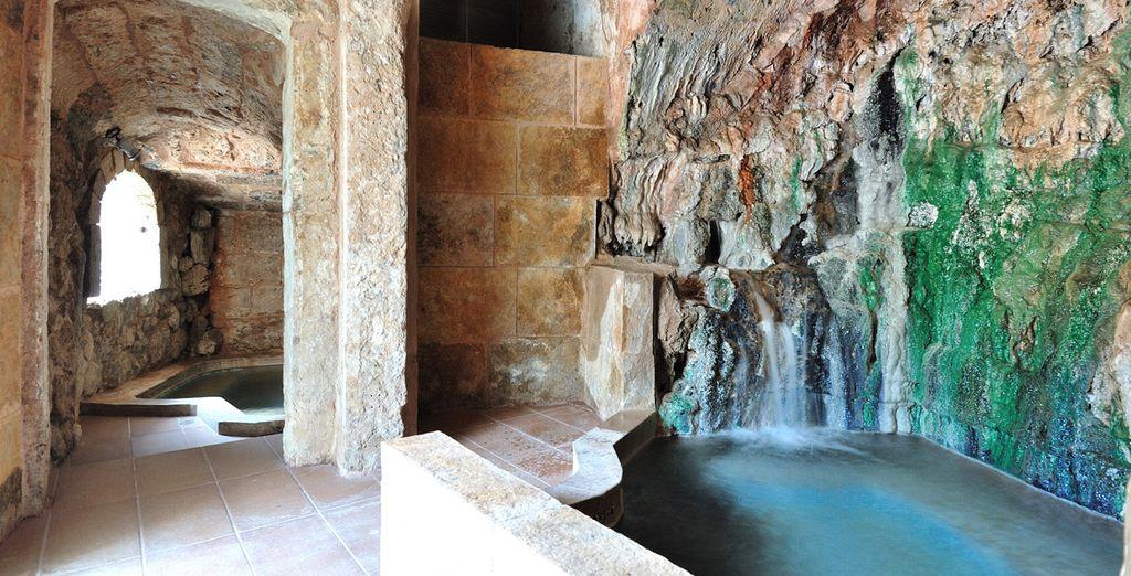 Aguas que ya utilizaban las tropas del Cid