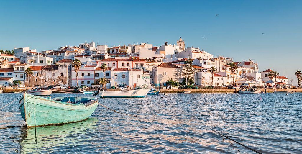 Escápate a la tranquilidad del Algarve