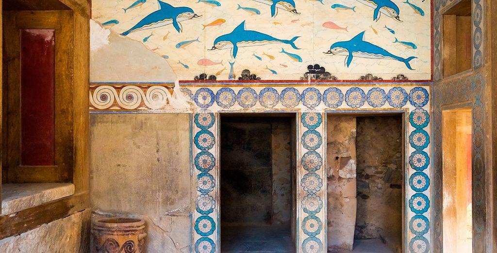 Aprende de la cultura minoica