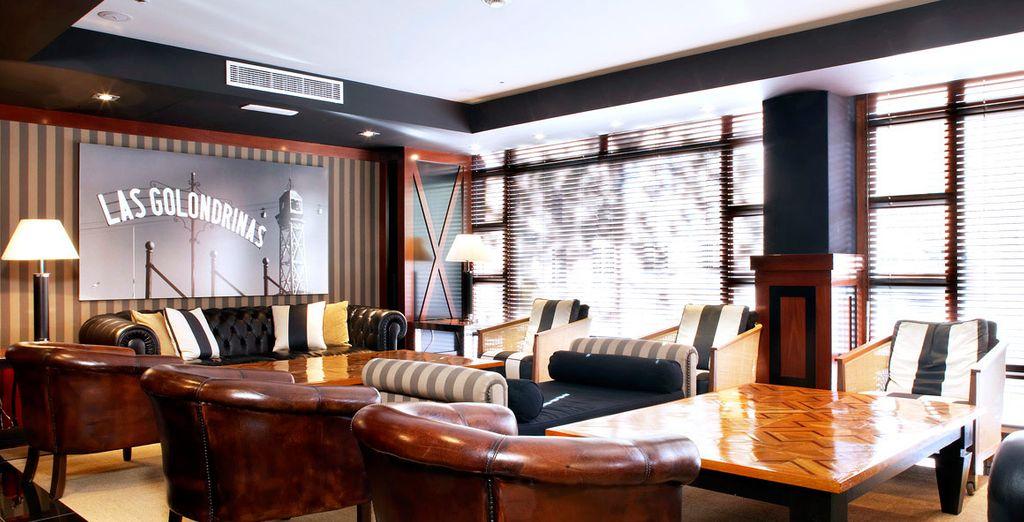 Descubre Barcelona desde U232 4*, un hotel con un estilo elegante y sofisticado