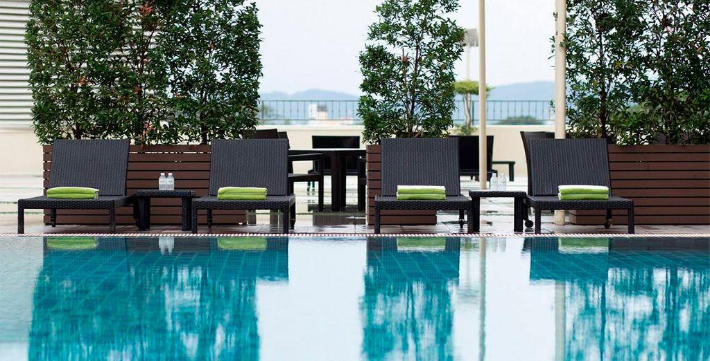 Holiday Inn Chiangmai 4*, tu hotel de categoría Superior en Chiang Mai