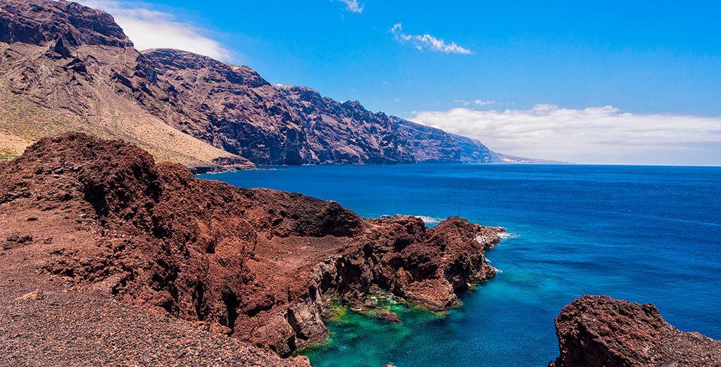 Tenerife, un paraíso que debes visitar, al menos, una vez en la vida