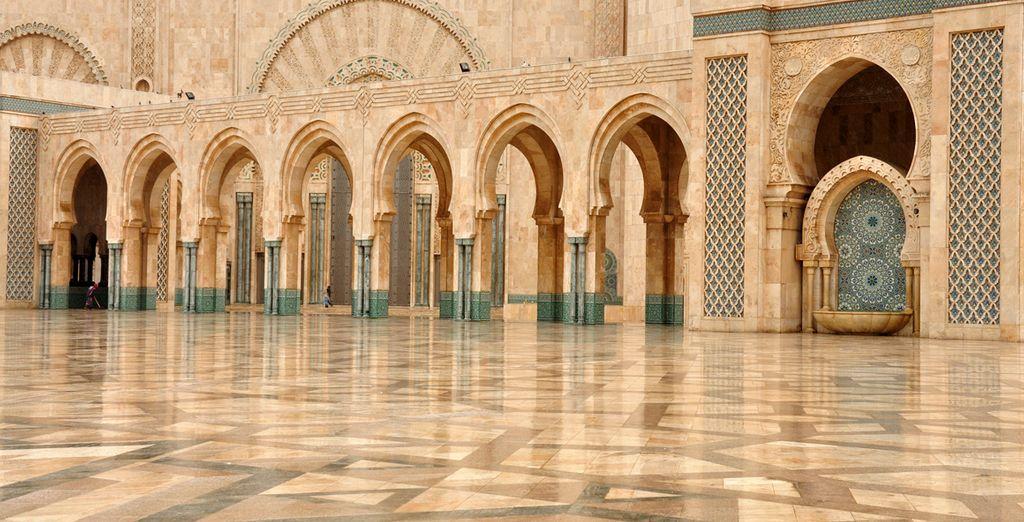 Casablanca es preciosa