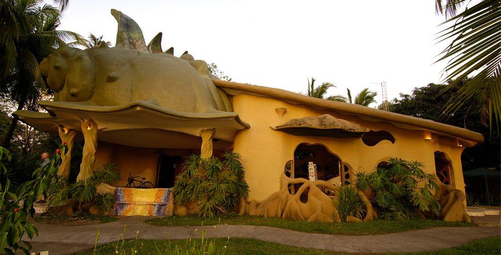 Laguna Lodge, hotel singular en Tortuguero