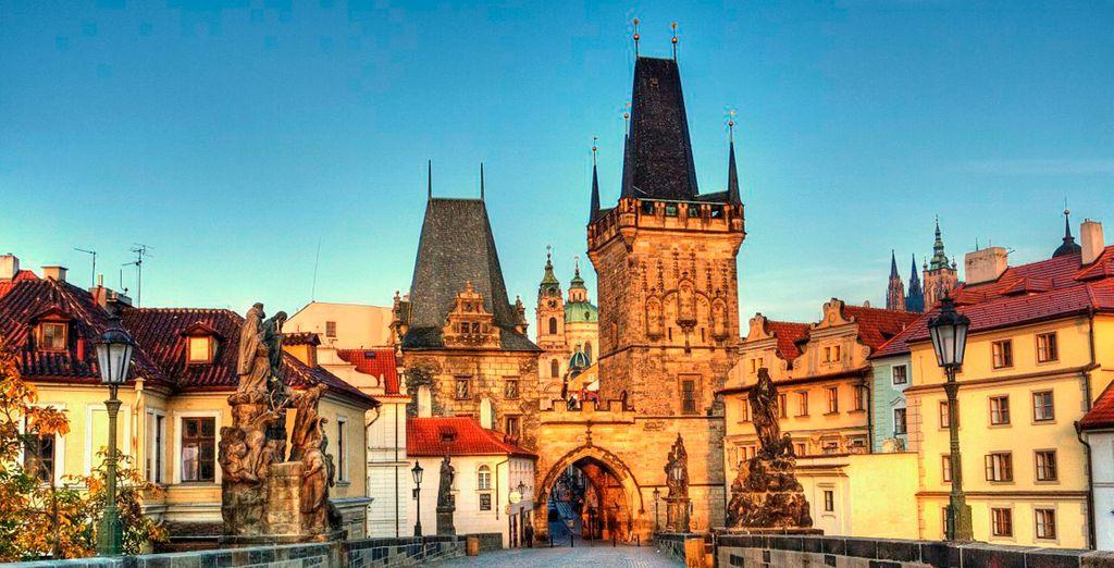 Enamórate de la capital checa