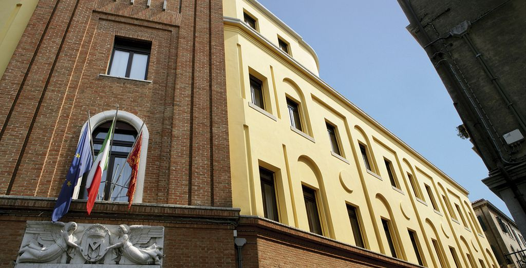 Bienvenido al hotel Best Western Premier Sant'Elena 4*