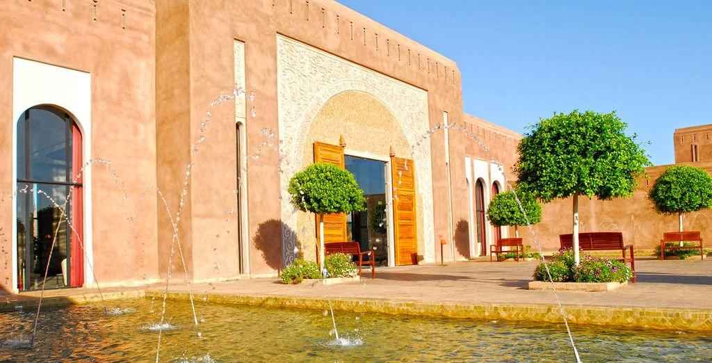 Vive una experiencia inolvidable en Marrakech