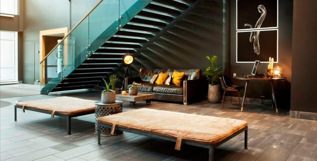 Radisson Blu Hotel Nydalen 4*, una de tus opciones en Oslo