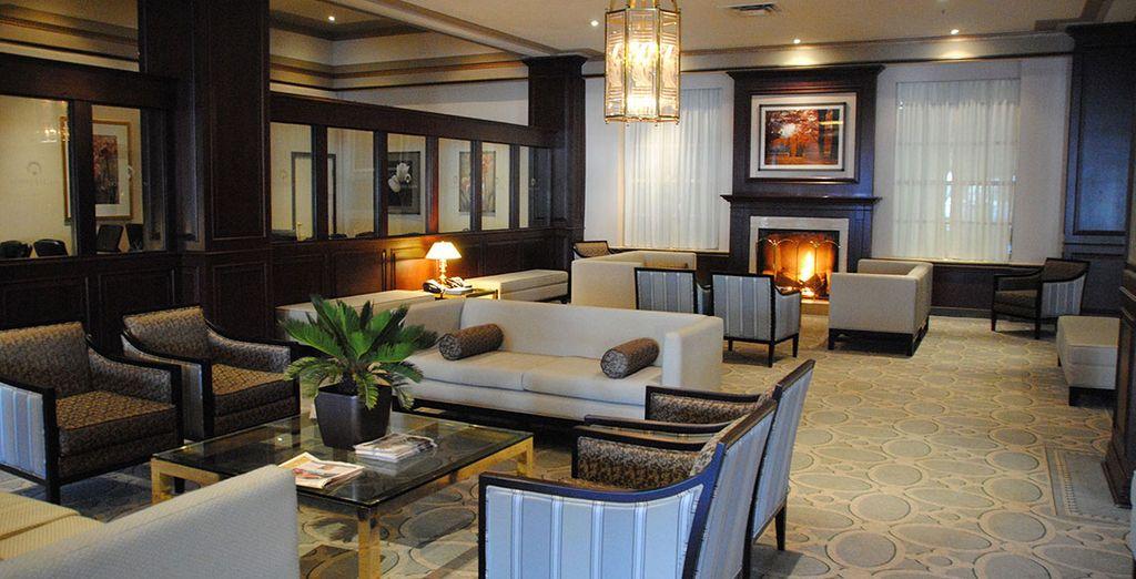 Lord Elgin Hotel 4* podría ser tu hotel en Ottawa