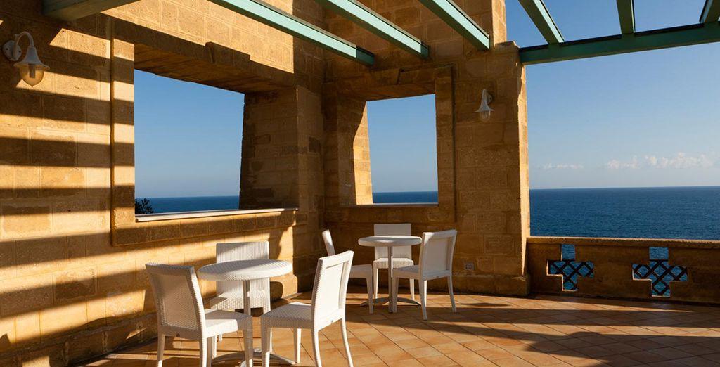 La luz siempre es protagonista en Sicilia
