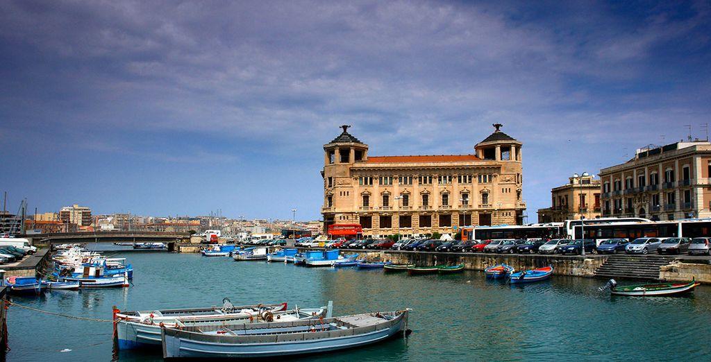 Descubre la maravillosa isla de Sicilia