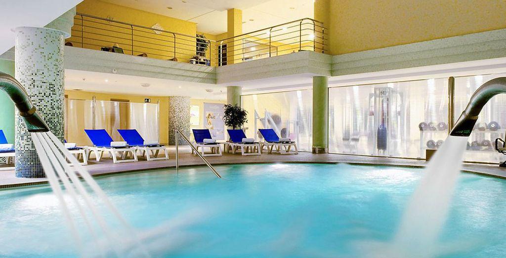 Pregunta por las instalaciones de su spa, y regálate momentos de tranquilidad