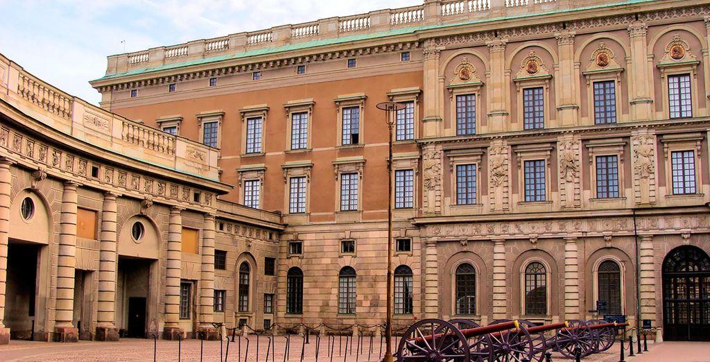 El Palacio Real de Suecia