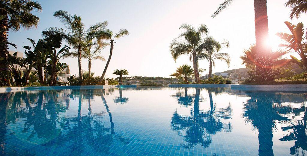 Descubre un paraíso, el Hotel Dolce Sitges