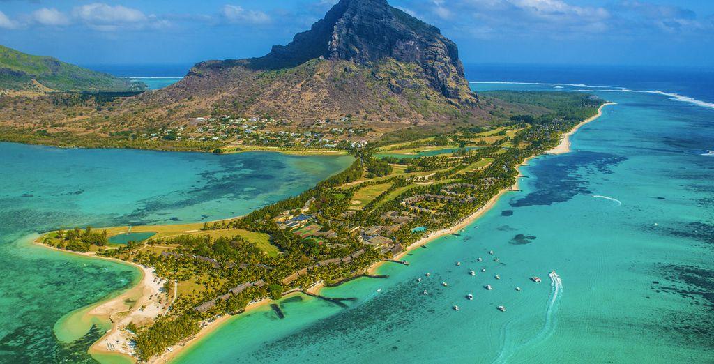 El paraíso mauriciano te espera