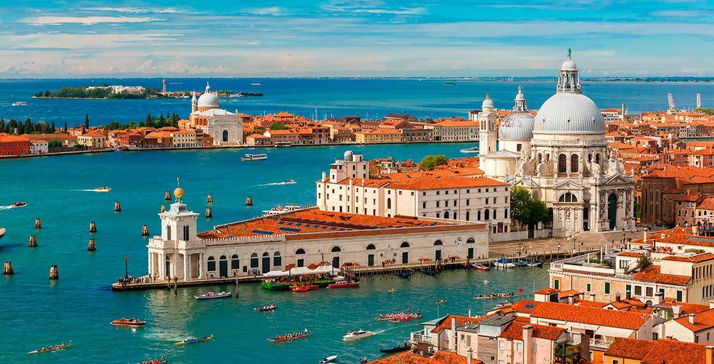 Escápate a Venecia y alójate en el Savoia & Jolanda 4*