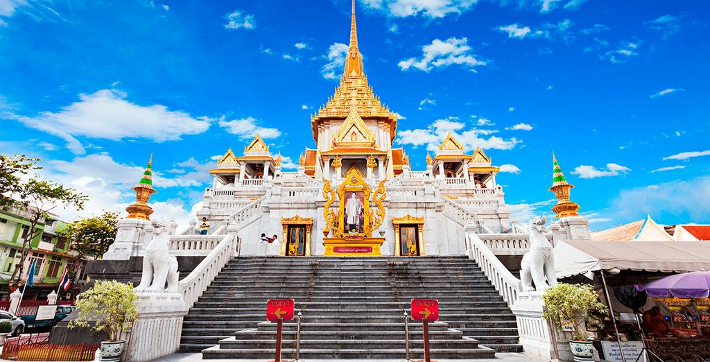 Bangkok con Phuket