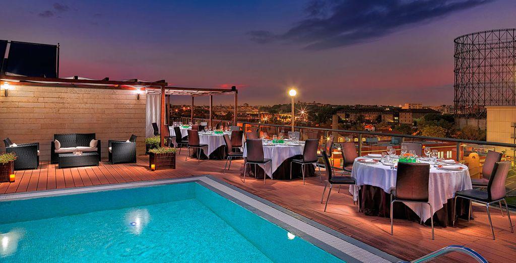 Hotel de última hora a Roma