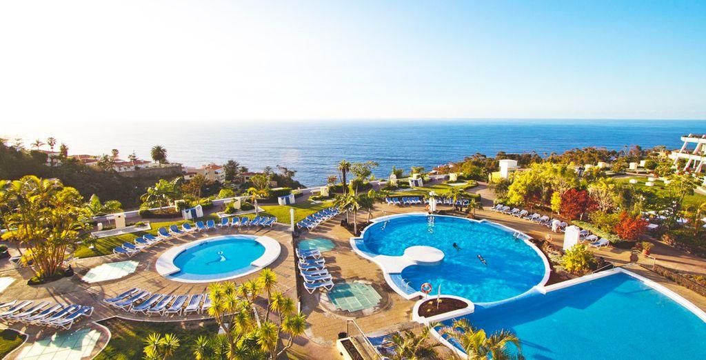 Hoteles con niños en Canarias