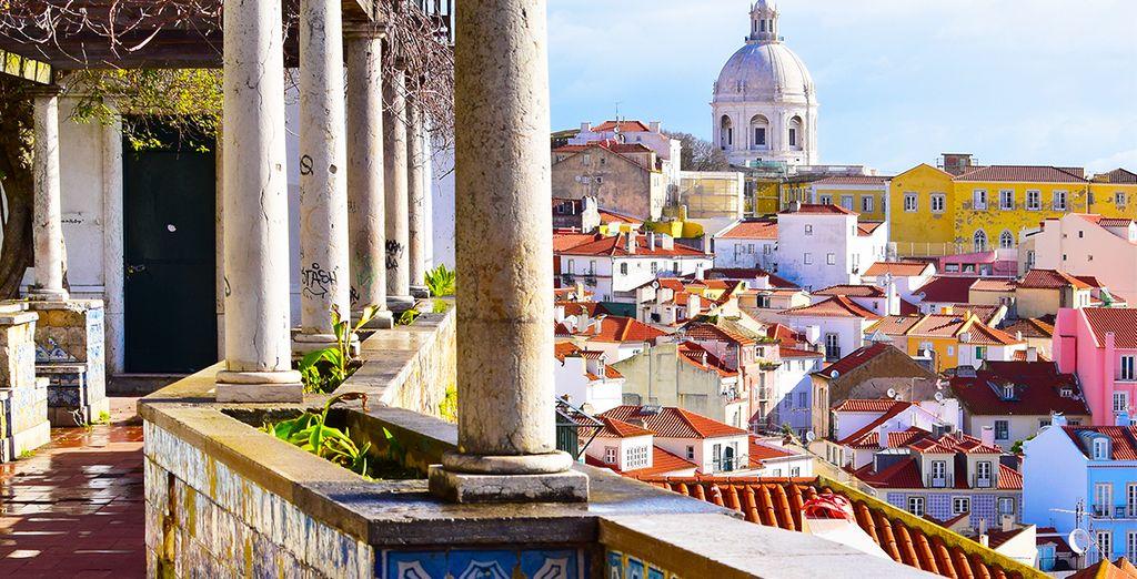 Consejos de viaje vuelo más hotel a Lisboa