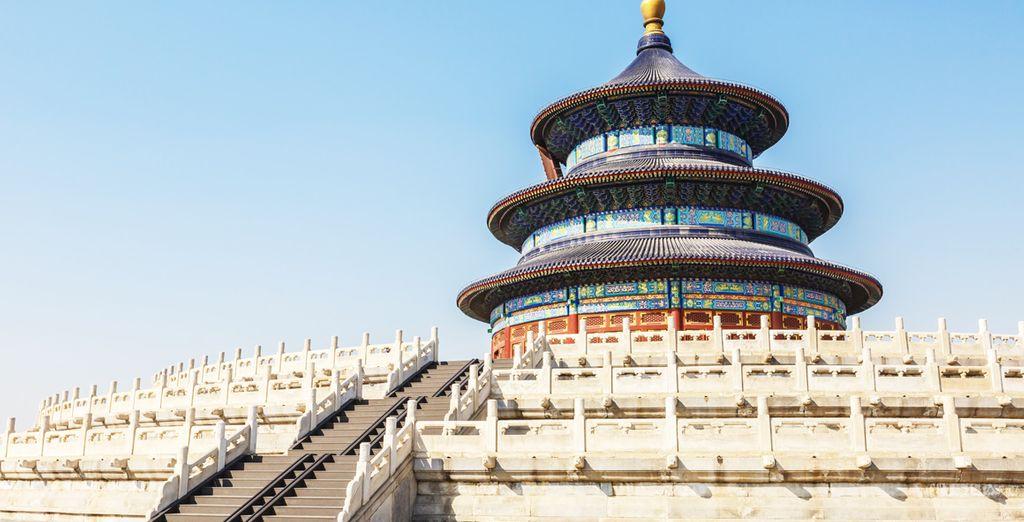 Primer día en Pekín