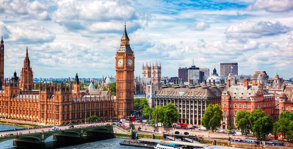 Guía de viajes a Londres - Abadía de Westminster, Big Ben