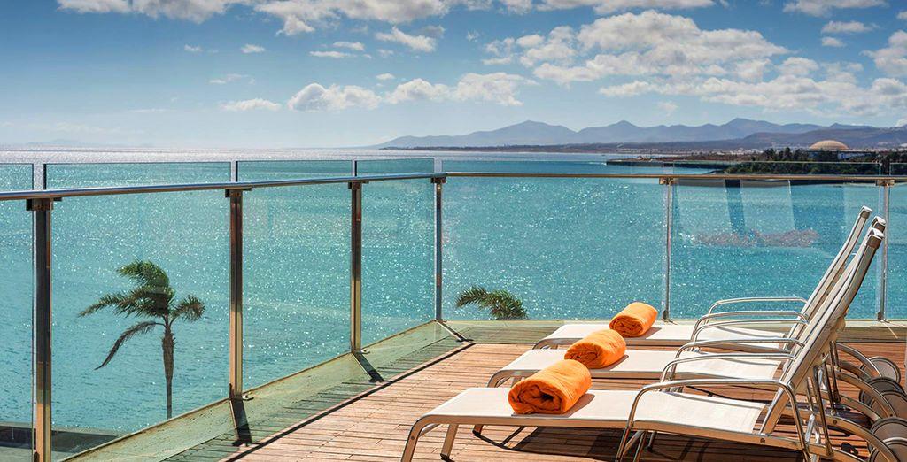 Hoteles a Lanzarote con todo incluido