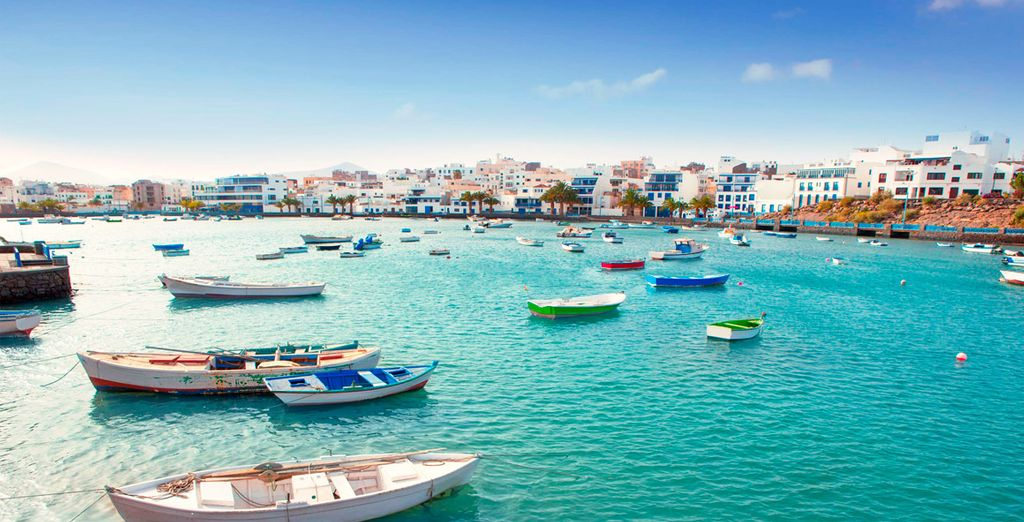 Viajes todo incluido en Lanzarote