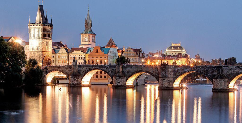 Actividades en Praga para un viaje vuelo más hotel