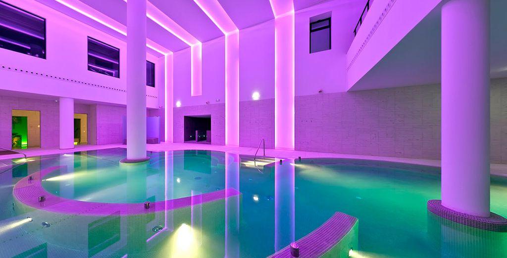 Hoteles con spa