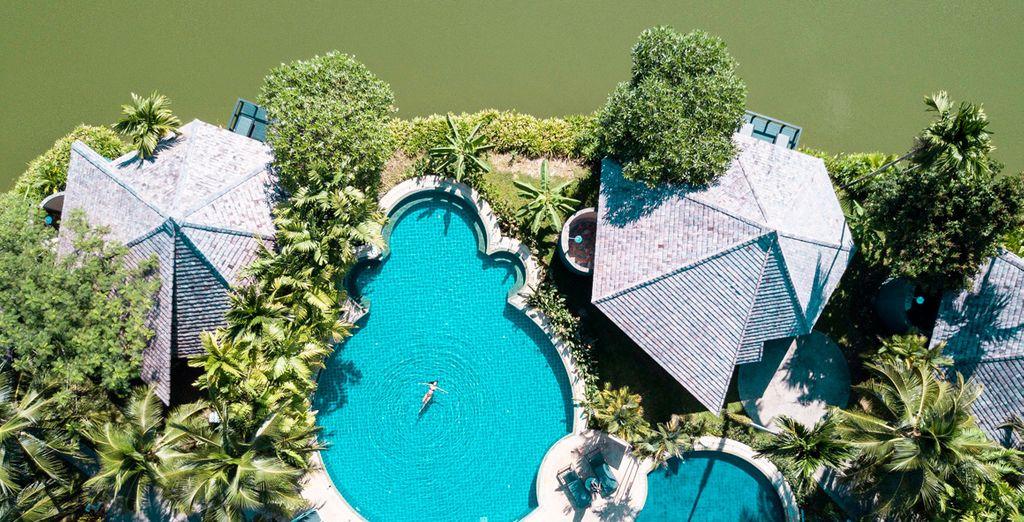 Bienvenido a Peace Laguna Resort & Spa 4*