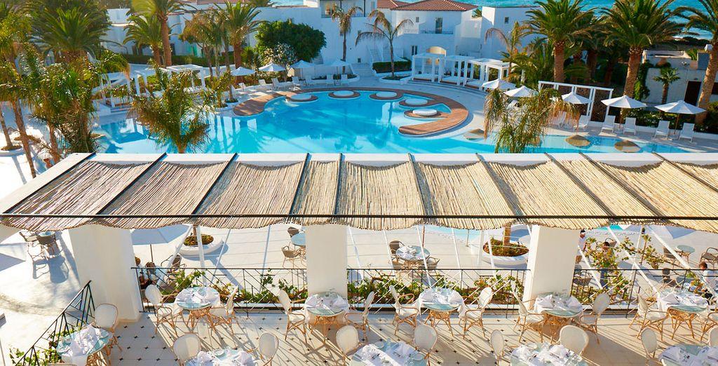 Destino perfecto para sus vacaciones