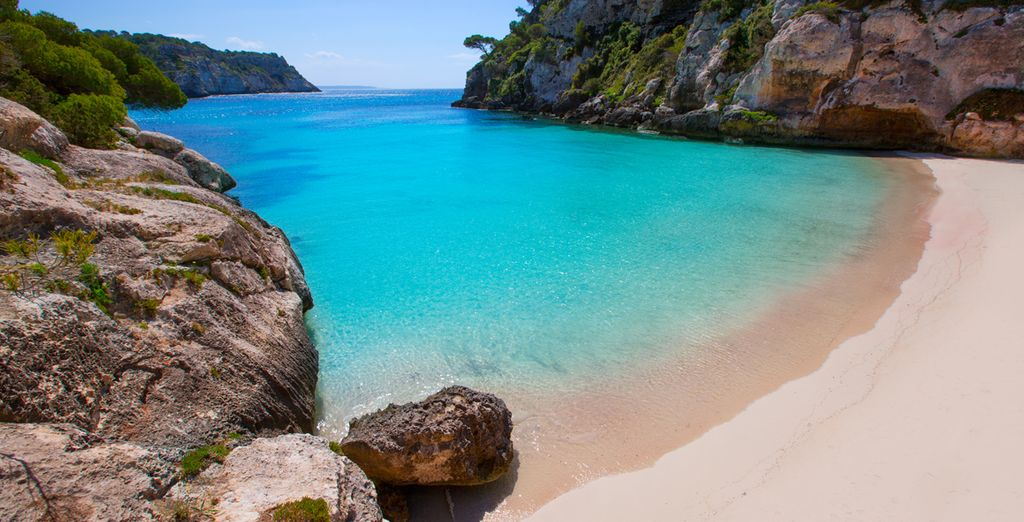 Disfrute de la mejores playas