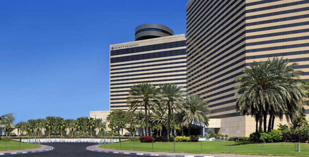 Hyatt Regency Dubai 5* te abre sus puertas
