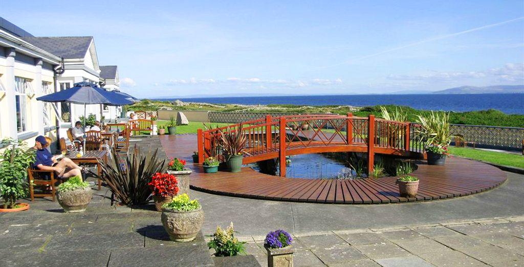Alójese en el hotel Connemara Coast Hotel 4*
