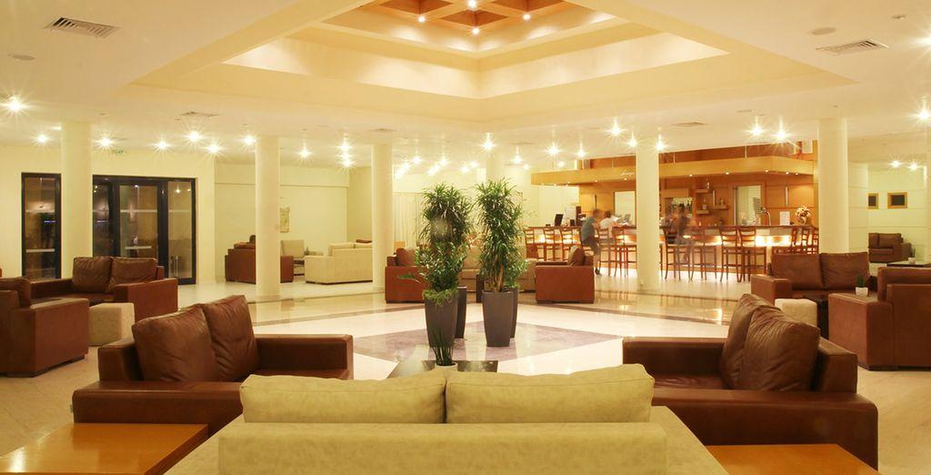 Un hotel cómodo para usted y los suyos