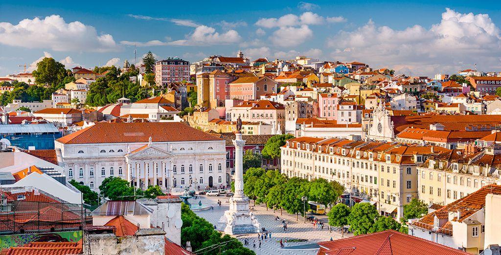 Aprovecha para conocer Lisboa