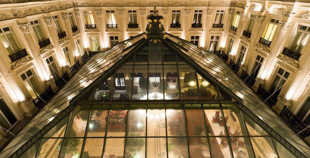 Un hotel de auténtico lujo