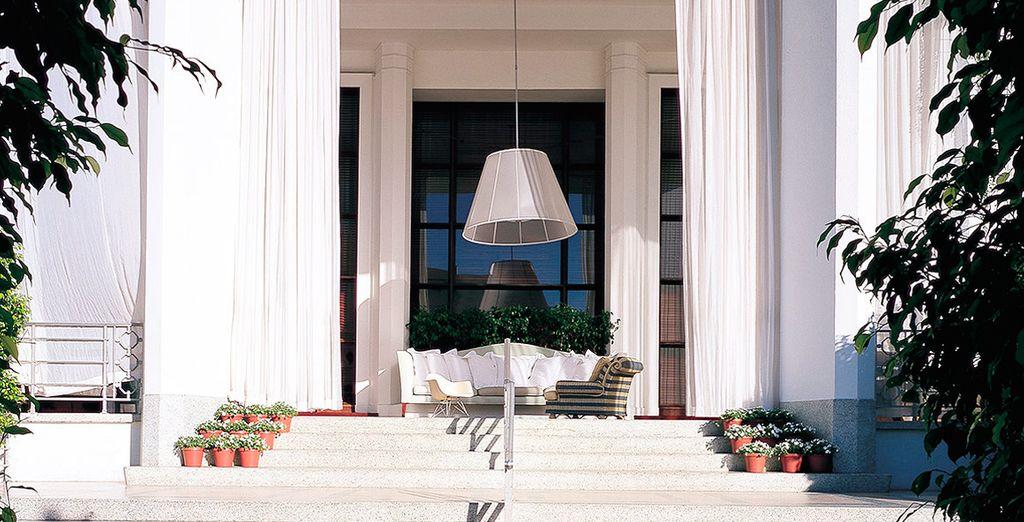 El Hotel Delano South Beach le espera