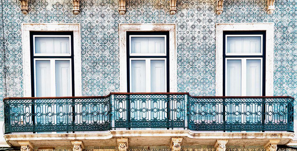 Deja que el encanto de Lisboa te haga sonreir