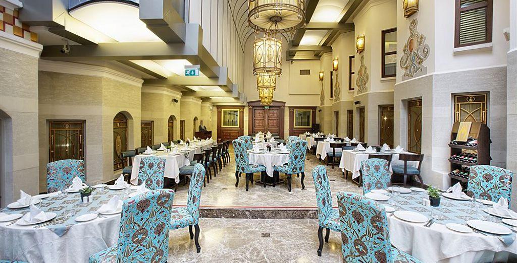 Una estancia perfecta para tu visita a la capital turca