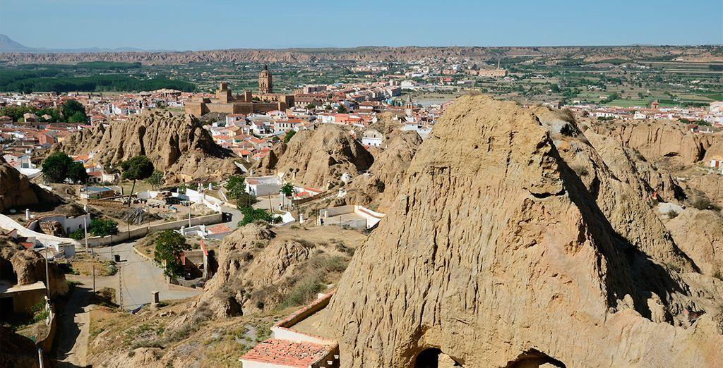 Descubre el patrimonio histórico que Guadix le ofrece