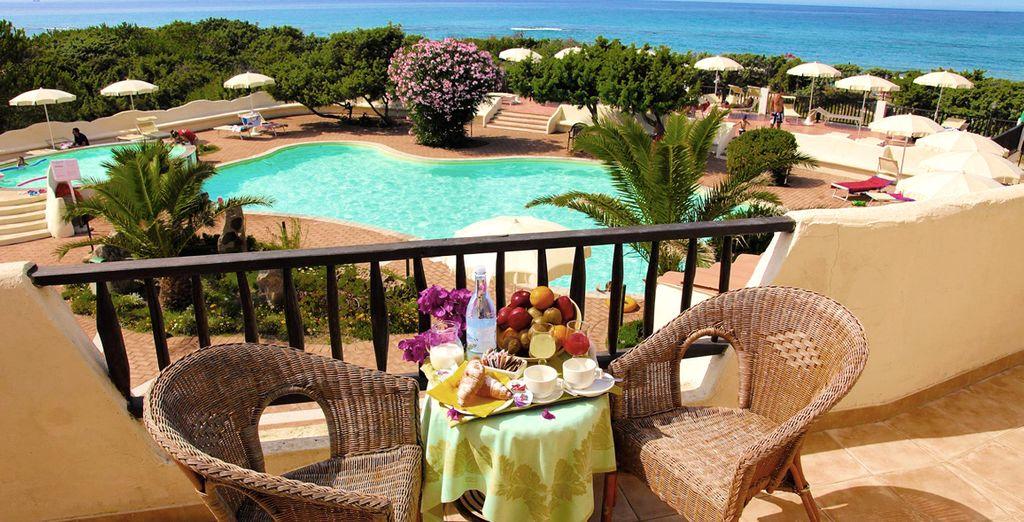 El Hotel Club del Golfo 4* le da la bienvenida